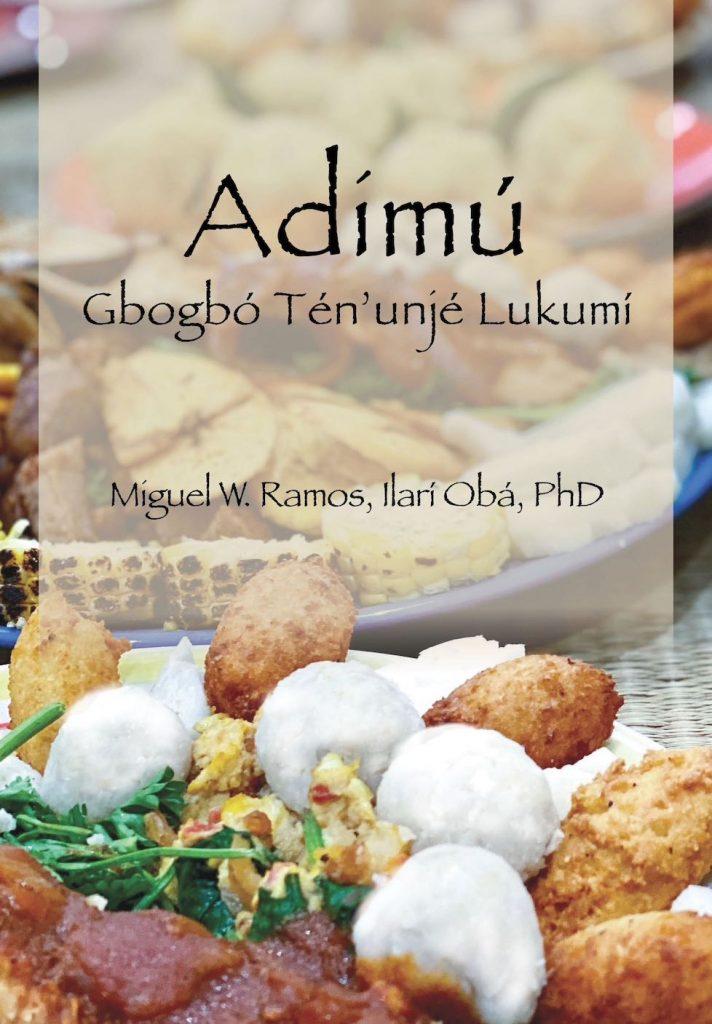 Adimú Book Cover
