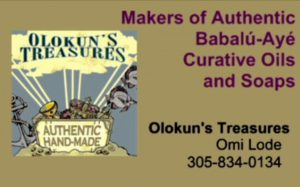 Olokun's Treasures